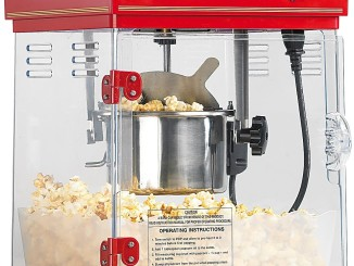 popcornmaschine cinema retro look rosenstein söhne