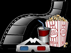 3D Brille, Cola und Popcorn gleichen die Verluste von Besuchern aus.